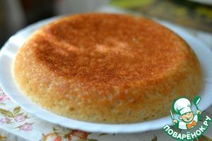 Рецепт Рисовый хлеб в мультиварке без глютена
