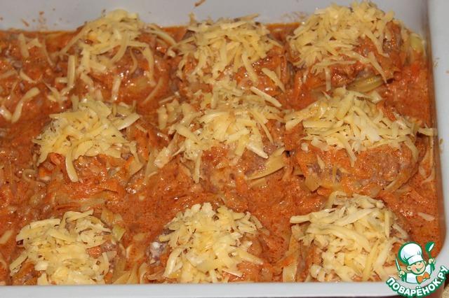 гнезда из лапши рецепт с фото в духовке
