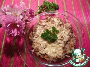 Рецепт Фаршированные соленые огурцы