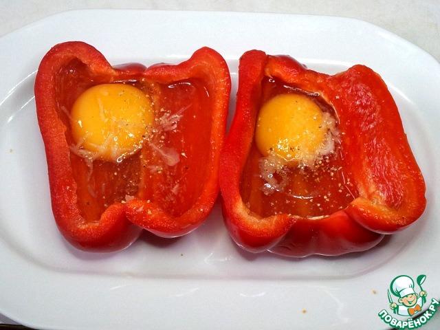 Перец в микроволновке рецепт с фото