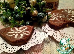 Рецепт Шоколадно-свекольный кекс