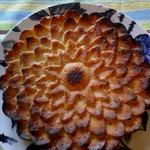 Тыквенно-ванильный пирог