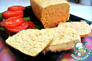 Рецепт Домашняя бутербродная колбаса