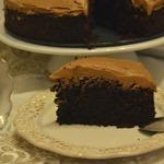 """Торт """"Королева в шоколаде"""""""