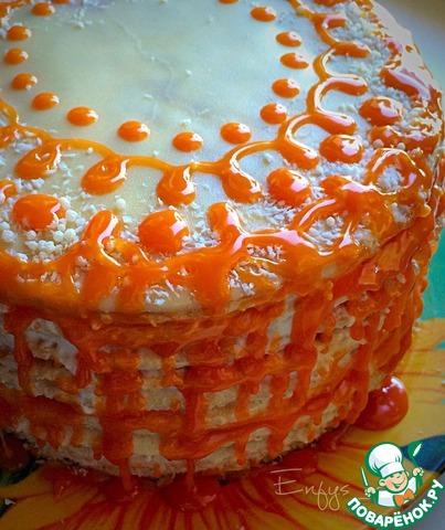 Торт пошаговые фото