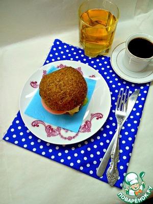 Рецепт Завтрак по-американски