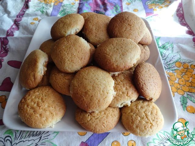 печенье из рассола рецепт в духовке