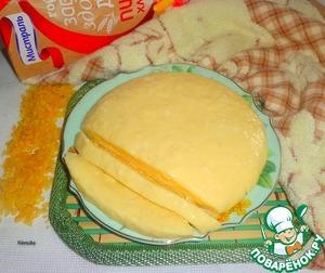Рецепт Пшенно-творожный сыр к завтраку