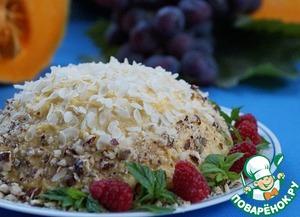 Рецепт Вафельный овсяный торт