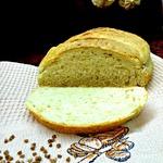 Хлеб на гречневых хлопьях