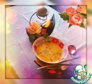 """Рецепт Суп из куриных потрошков """"Разнообразие"""""""