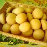 Индийское печенье «Нан хати» с кокосом