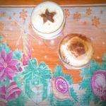 Изысканный кофейно-лимонный десерт