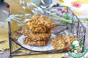 Рецепт Тыквенно-овсяное печенье