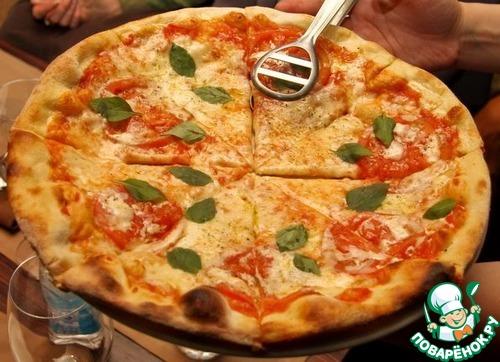 Рецепт классической пиццы рецепт с фото