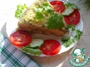 Рецепт Запеканка из кабачков со сметаной
