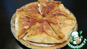 Рецепт Беляши для любимого мужа
