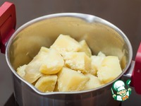 """Картофель """"Дюшес"""" ингредиенты"""