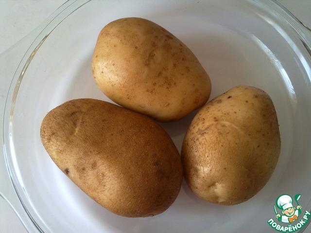 Как правильно сделать картошку в мундире
