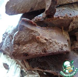 Рецепт ''Быстрый'' шоколад без какао-масла