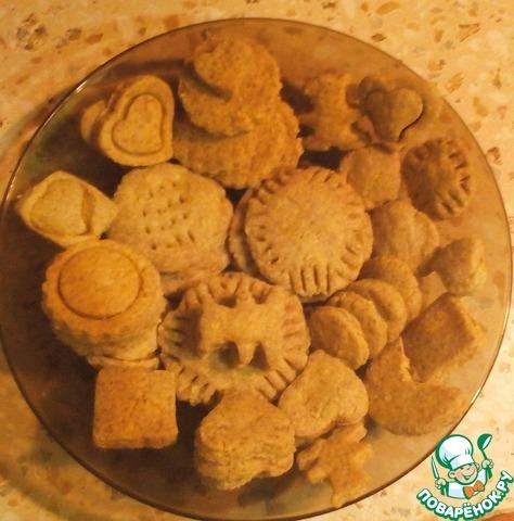 Печенье в микроволновке рецепты пошагово