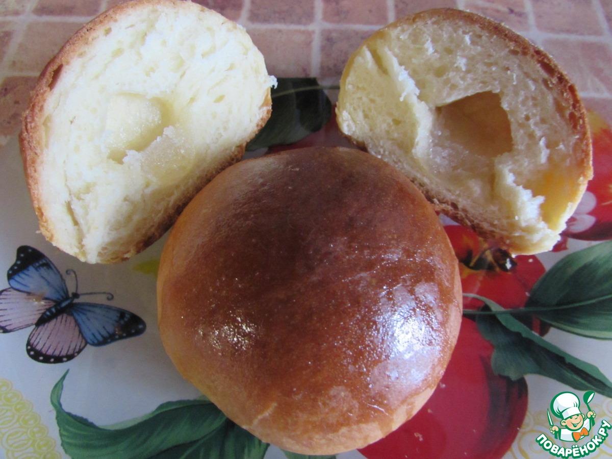 Помадка для булочек рецепт с фото пошагово