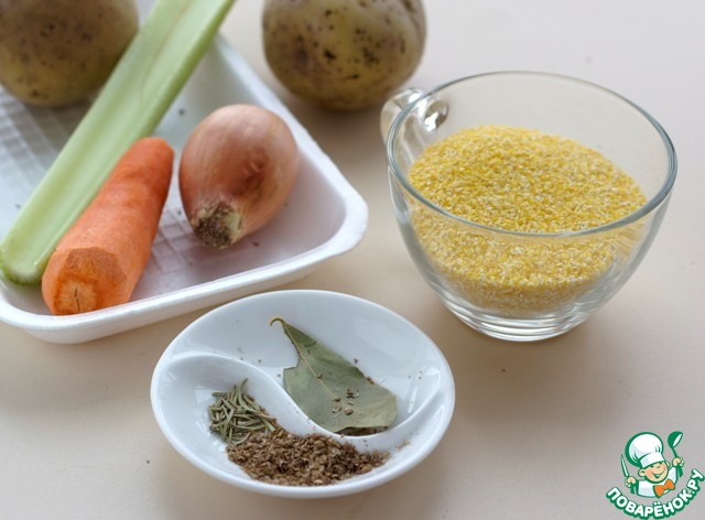 рецепт приготовления супа с гречневой крупой