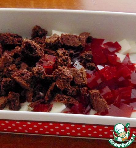 Торт с вишней пинчер фото 4