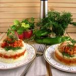 Пшенка с овощами «Интересная»