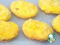 Нежные пшённые котлеты ингредиенты