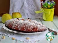 Кекс на яблочном пюре ингредиенты