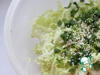 """Салат """"Китайский ответ коул слоу"""" ингредиенты"""