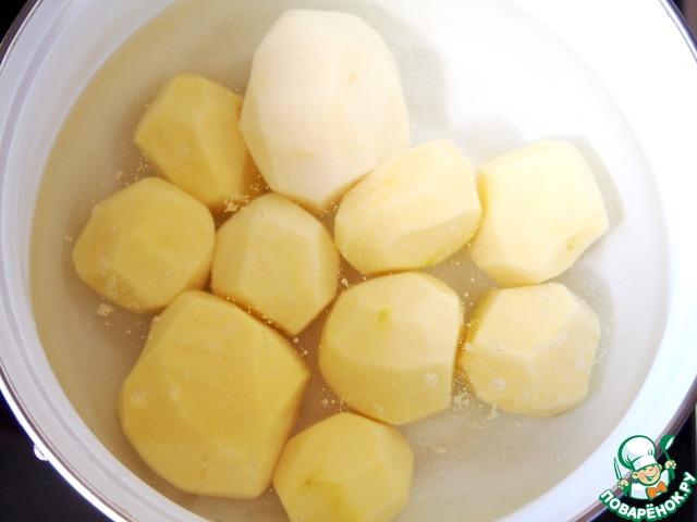 Курзе с картошкой рецепт с фото
