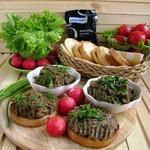 Паштеты с фасолью «Семейный завтрак»
