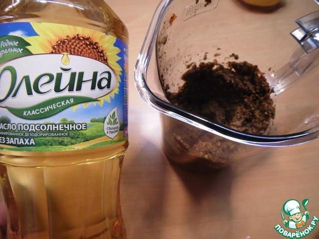 Паста из маслин рецепт