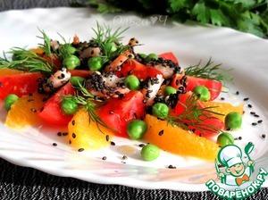 Поваренок салаты с креветками рецепты 24