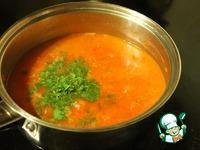 Суп из чечевицы и свеклы ингредиенты