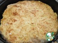 """Сырный пирог """"Простой"""" ингредиенты"""