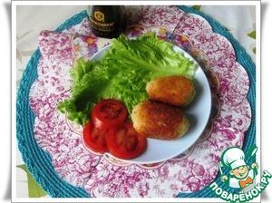 """Рецепт: Картофельные котлеты """"Коррокэ"""""""