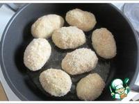 """Картофельные котлеты """"Коррокэ"""" ингредиенты"""