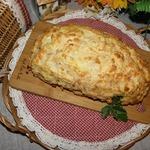 Картофельно-мясной хлеб