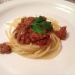 Мясной соус для спагетти, кнедлей и овощей