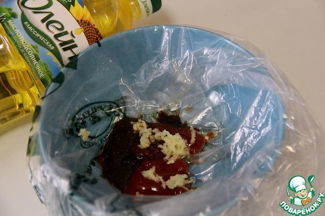 картофель в томатном соусе в духовке рецепт