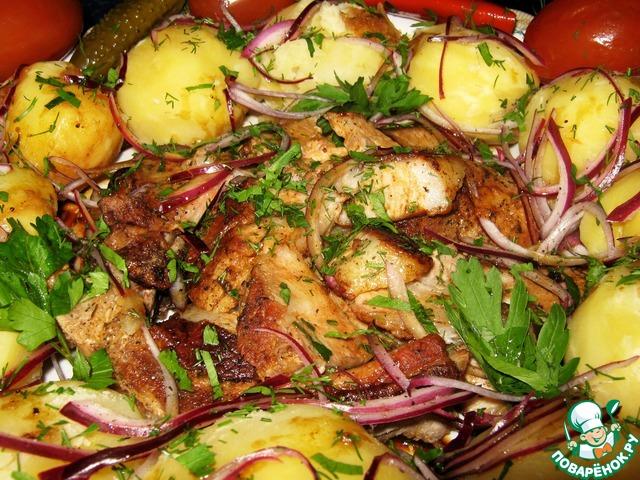 Как вкусно приготовить свинину для праздника