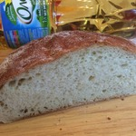 Картофельный пушистый хлеб