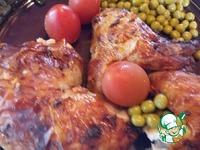 """Курица из духовки """"Плоская"""" ингредиенты"""