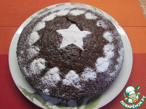 Бисквит на кипятке рецепт с фото
