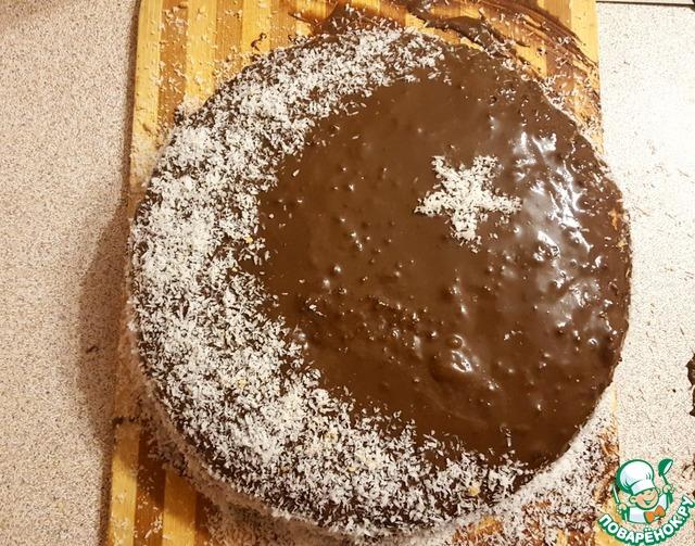 147Арахисовый торт рецепт