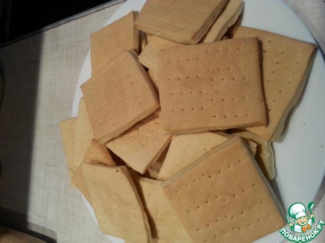 Печенье мария рецепт с фото