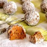 Морковно-фруктовые пирожные